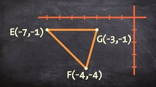 How to translate a triangle using a transformation vector