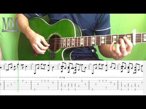 How to play I\'ll Always Love You by Michael Johnson Demo tablature ...