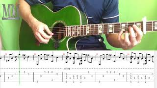 How to play I'll Always Love You by Michael Johnson Demo tablature