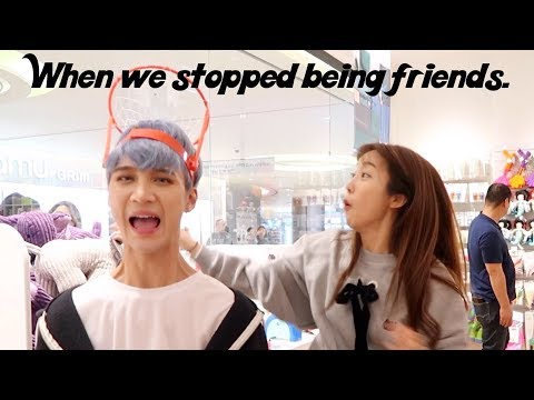 Vlog #21 We aren't friends anymore | Ft. Edward Avila, Kriesha Chu, Niklas Klabunde
