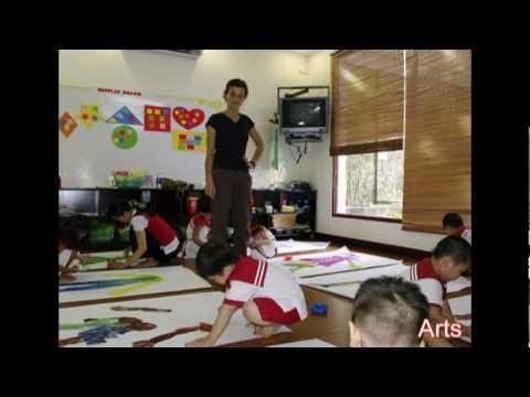 Truong Mam Non Quoc Te San La Co - Stamford Grammar International Kindergarten