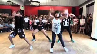 LOCKED AWAY   R  City ft Adam Levine Dance   @MattSteffanina Choreography Beg Int