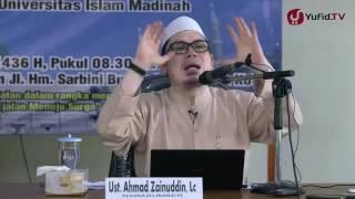 Video Jangan berputus asa dari Rahmat Allah - Ustadz Ahmad Zainuddin, Lc download MP3, 3GP, MP4, WEBM, AVI, FLV September 2017