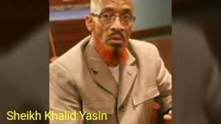 Sheikh Khalid Yasin perspective about Oman and Ibadi sect is not Khareji nor Shiite