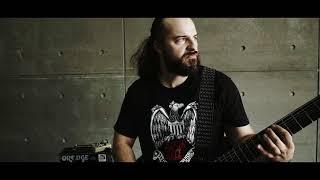 Katalepsy - Ghoul Inquisitor - Guitar playthrough - Orange Dark Terror