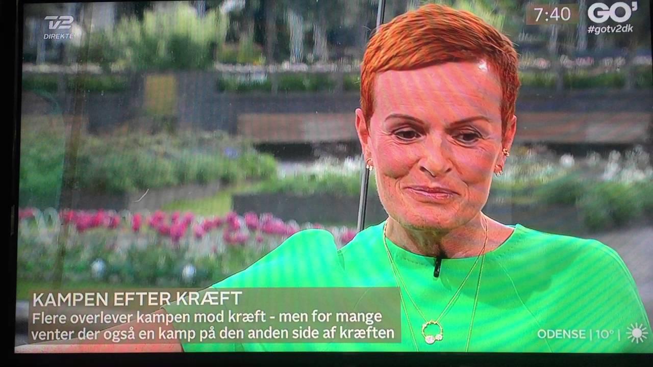 Josina Bergsøe i Go' Morgen Danmark