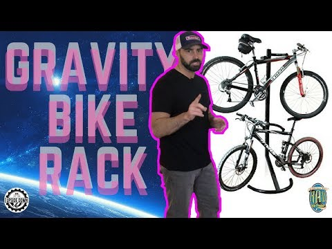 Gravity Bike Rack - RAD Cycle Products