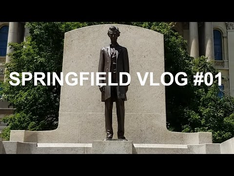 Springfield Vlog #01 - LINCOLN