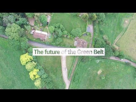 A 21st Century Metropolitan Green Belt