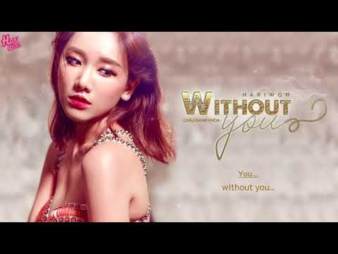 Hari Won (Châu Đăng Khoa)  - Without You - MV lyric