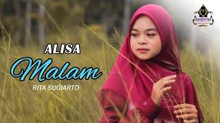 Download MALAM (Rita Sugiarto) - ALISA (Cover Dangdut)