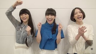 [COMMENT] 「COSMIC EXPLORER」NEW ALBUM & TOUR :Perfumeよりお知らせ