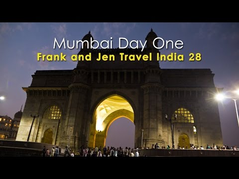 Mumbai Travel Video Part 1 - Frank & Jen Travel India 28