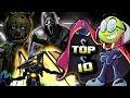 Top Ten Slayers in Video Games