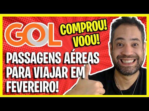 BOMBA! COMPROU, VOOU! SUPER PROMOÇÃO DA GOL PARA VIAJAR AGORA EM FEVEREIRO 2021!