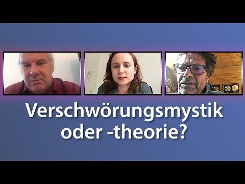 Verschwörungsmystik oder -theorie?   Diether Dehm, Andrej Hunko, Liudmila Kotlyarova