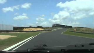 Hampton Track Hack Audi A4 MTM 2-1-2011 (2).mpg