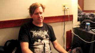 Cattle Decapitation interview - Summer Slaughter 2013