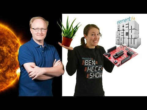 Ben Heck's TI Launchpad Plant Booster