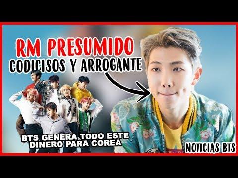 Internautas Critica a RM *DE NUEVO*|BTS aporta todo este dinero a COREA|BTS idols siempre a la Moda