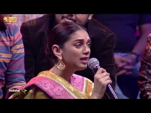 Aditi sings Vaan Varuvaan