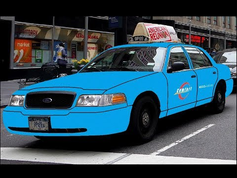 What if Singapore had American Taxis? (Re-uploaded)