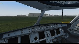 a320 FF flight XP11