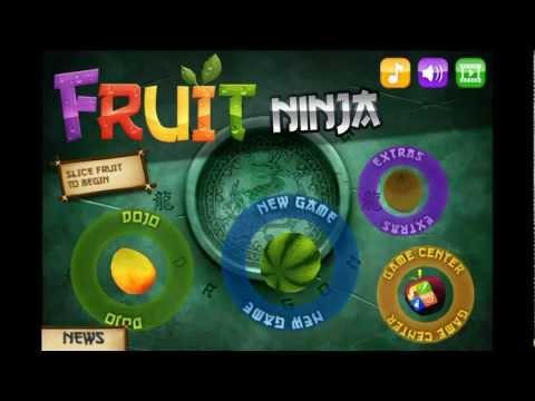 Fruit Ninja | Gameplay