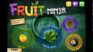 Fruit Ninja | Gameplay