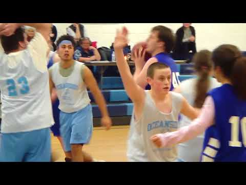 Morse at Oceanside Unified Basketball Highlights