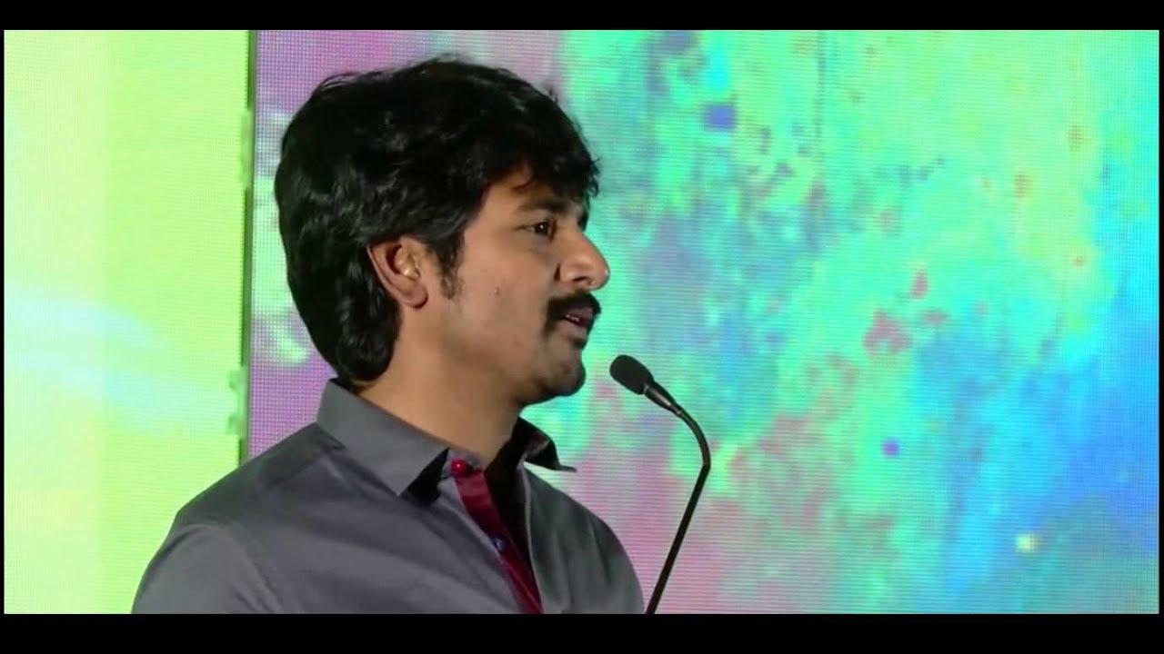 Sivakarthikeyan Speech in Rajini Murugan Audio Launch   Sivakarthikeyan   Keerthi Suresh   Soori