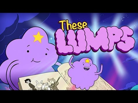 Adventure Time: These Lumps (Lumpy Space Princess Dancing Gameplay)