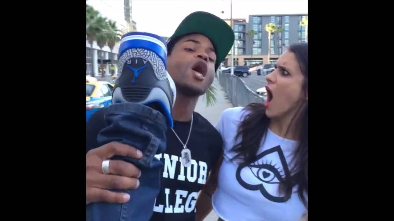 kingbach jordan shoes vines clean try not to laugh 807033