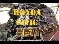 RECONSTRUCCION DE MOTOR HONDA 1.7 VTEC #2