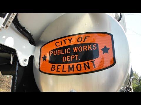 Your Belmont Public Works Dept.