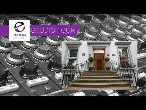 Abbey Road Gatehouse - John Barrett Talks About The New Studio And The Equipment.