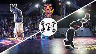 Red Bull BC One Cypher South Korea 2016 | B-Boy Final: Zooty Zoot vs Soma