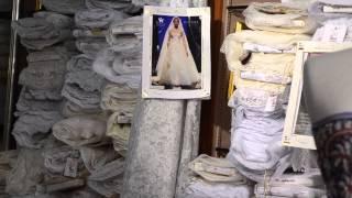 Fabrics for Bridal Gowns and Wedding Dresses. Telas para Vestidos de Novias Miami FL Thumbnail