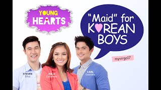 Young Hearts Presents: Maid For Korean Boys EP01