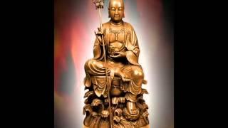 南無地藏王菩薩聖號 -心定和尚唱誦(Kṣitigarbha Bodhisattva)