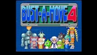 Bust-A-Move 4 On PS1 Win Contest (Woolen) 45 Wins Shawne Vinson