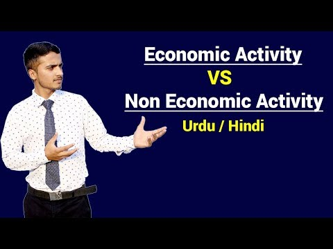 Economic Activity VS