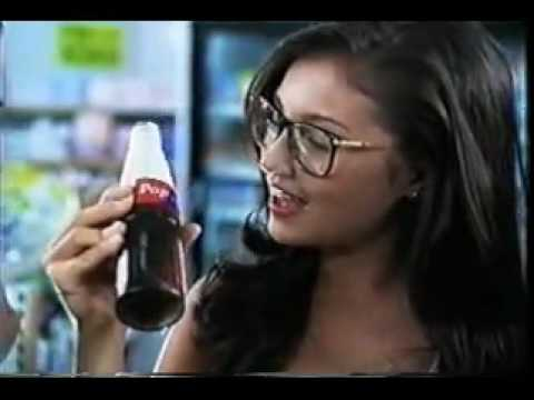 Pinoy Celebrities in Old Commercials