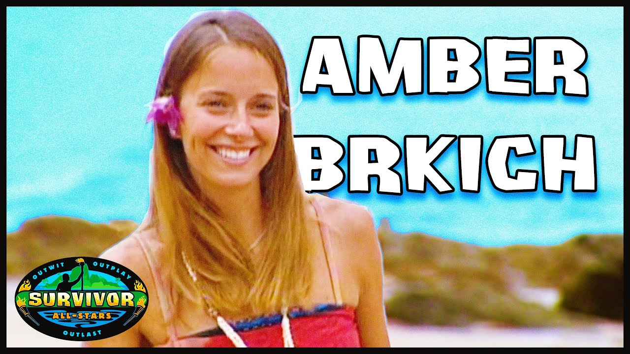 Nackt Amber Brkich  Amber Brkich