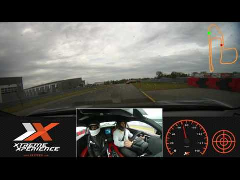 XtremeXperience Acura NSX at Champion Motor Speedway - M1 Concourse