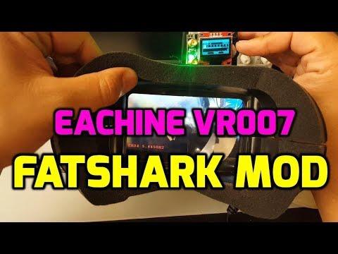Eachine VR-007 Fatshark Mod