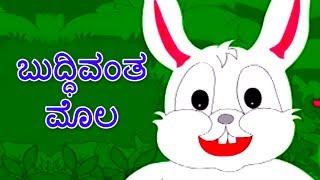 ಬುದ್ಧಿವಂತ ಮೊಲ - Kannada Kathegalu   Kannada Stories   Makkala Kathegalu   Kalpanika Kathegalu