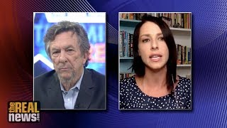 Abby Martin: The Democratic Party\'s \'Abysmal Failure\' Presenting a Platform