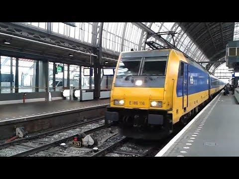 Treinrit Rotterdam - Amsterdam - Breda (Intercity Direct)