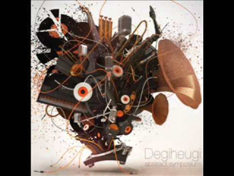 Degiheugi - Keeping Memory Alive (Feat. Nolto, Andrre, Astronautalis & Nomad)